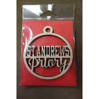 2020 Saint Andrew's Priory Keepsake Ornament