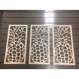 Rectangle Pineapple Panel
