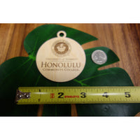 Officially Licensed University of Hawaii Honolulu Community College Keepsake Ornament