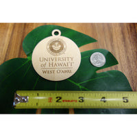 Officially Licensed University of Hawaii West Oahu Keepsake Ornament
