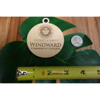 Officially Licensed University of Hawaii Windward Community College Keepsake Ornament