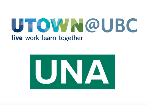 UTown@UBC Community Grant UNA