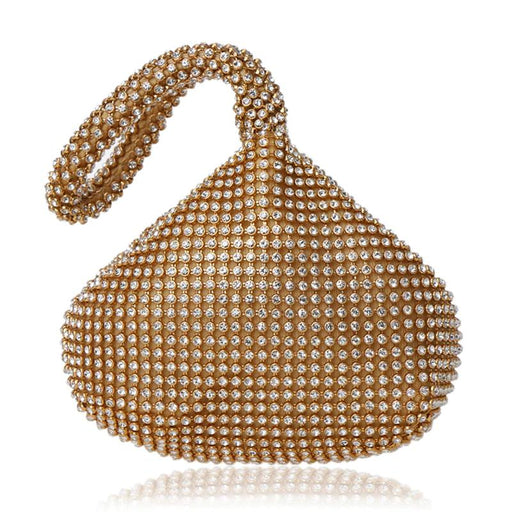 Bags Dazzling Soft Beaded Hand Bag - Dazzling Soft Beaded Hand Bag