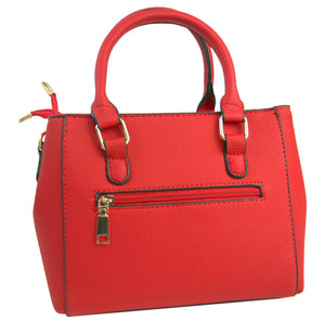 Bags - Elegant Leather Handbag
