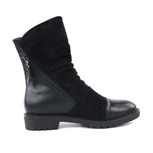 Basic Boots - Suede Soft Leather Winter Boots