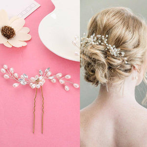 Beautiful Floral Headdress - **FREE** Beautiful Floral Headdress