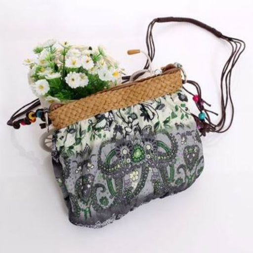Bohemian Bags Summer Beach Handbag - Bohemian Summer Beach Handbag