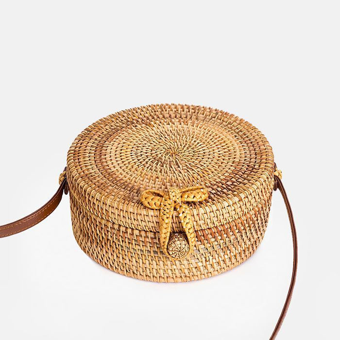 Boho Summer Straw Bag-Boots N Bags Heaven
