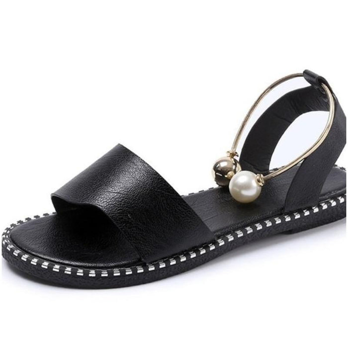 Breathable Dainty Slip-on Sandals-Boots N Bags Heaven
