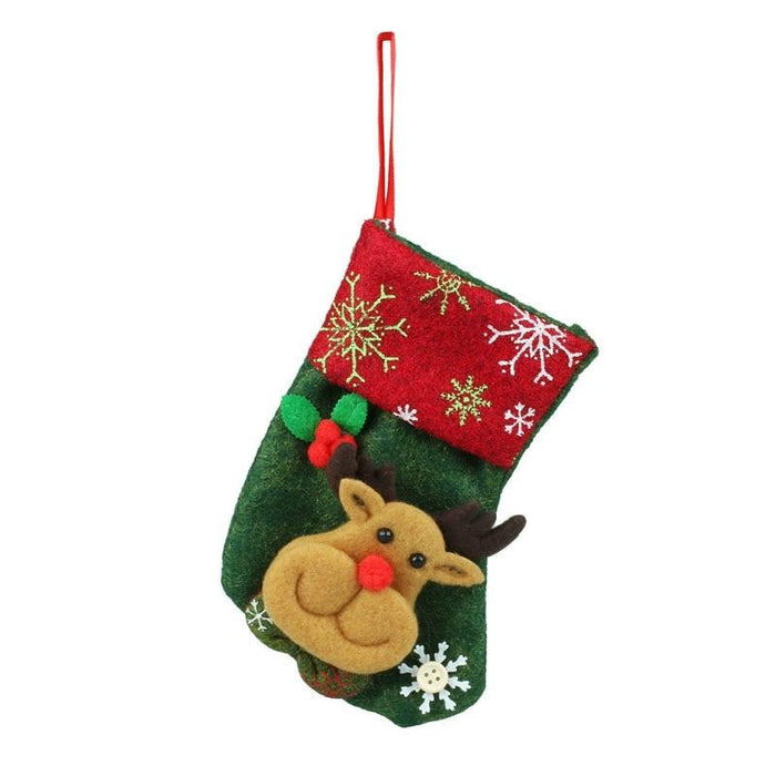 Holiday Tradition Christmas Stockings-Boots N Bags Heaven