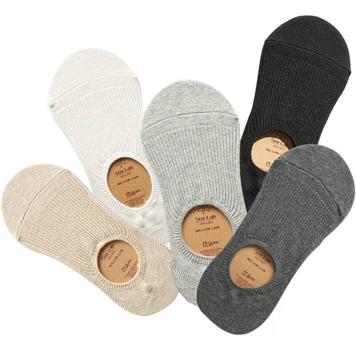 Comfortable Low Cut Ped Socks - Limited Offer-Boots N Bags Heaven