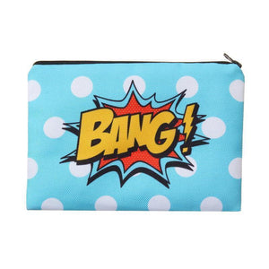 Cosmetic Bags - Copy Of FREE! Full-Print Cosmetic Pouch Bag 2018 Collection - Backup