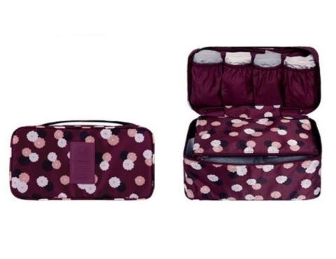 Lingerie Cosmetic Organizer Bag-Boots N Bags Heaven
