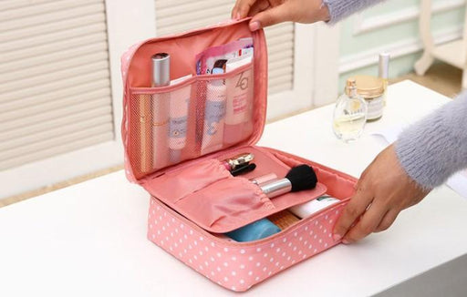 Make Up Cosmetic Organizer Bag-Boots N Bags Heaven