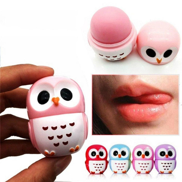 Adorable Owl Moisturizing Lip Balm-Boots N Bags Heaven