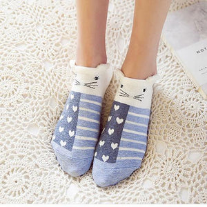 Cute Socks Cute Cotton Socks - **FREE** Cute Cotton Socks