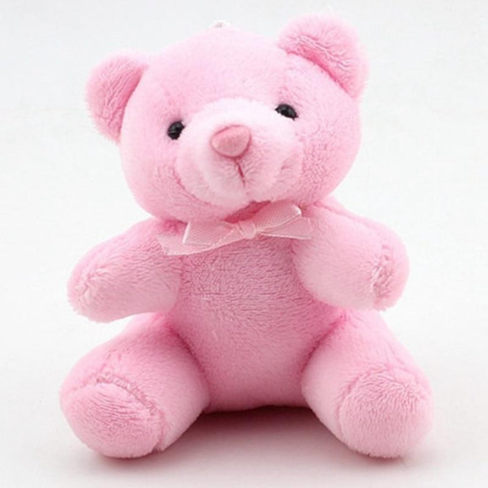 Cute Teddy Bear Plush Key Chain - Cute Teddy Bear Plush Key Chain