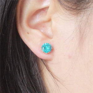 Earrings Jewelry Regal Crystal Stud Earring - Regal Crystal Stud Earring