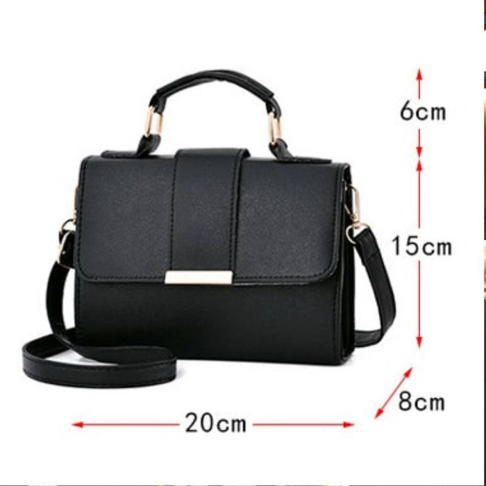 Elegant Flap Fashion Bag-Boots N Bags Heaven
