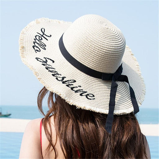 Fashion Native Beach Summer Hat-Boots N Bags Heaven