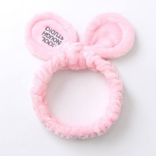 Fluffy Ribbon Bathing Headband-Boots N Bags Heaven