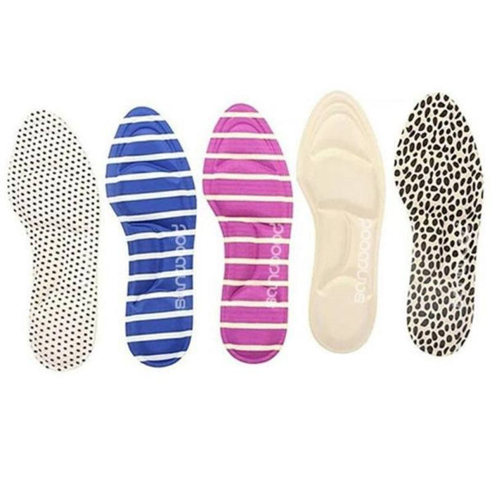 Free Size Arch Support Orthotic Insoles-Boots N Bags Heaven