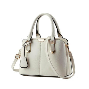 Handbags Elegant Leather Lady - Elegant Leather Lady Handbag