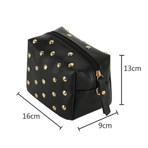 Handbags - Mini Fashion Rivets Handbag