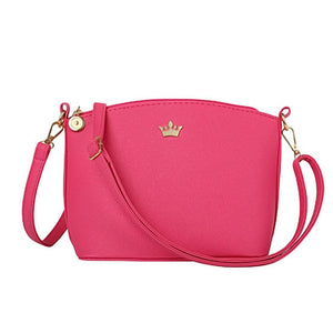 Handbags - Small Candy-Colored Handbag