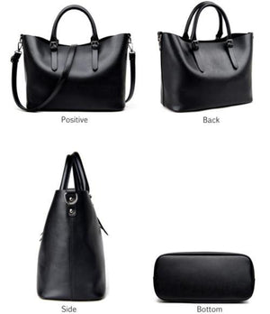 Hobos Bags - Casual Leather Hobo Bag