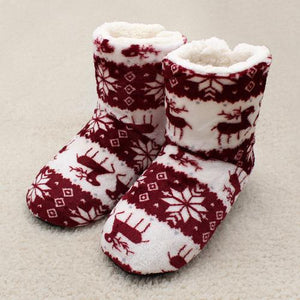 Home Boots Winter Plush Home Boots - Winter Plush Home Boots