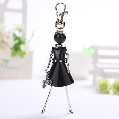 Key Chain Fashionista Key Chain Dolls - Handmade Party Fashionista Keychain Dolls - Limited Edition