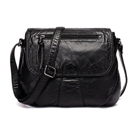 Lightweight Cross Body Messenger Bag - Lightweight Cross Body Messenger Bag