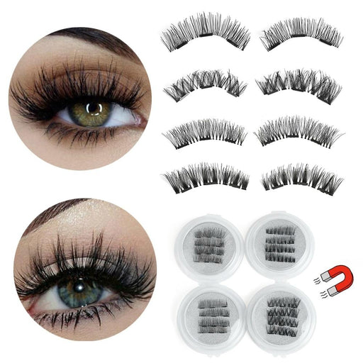 Triple Threat Magnetic Eyelash Extension-Boots N Bags Heaven