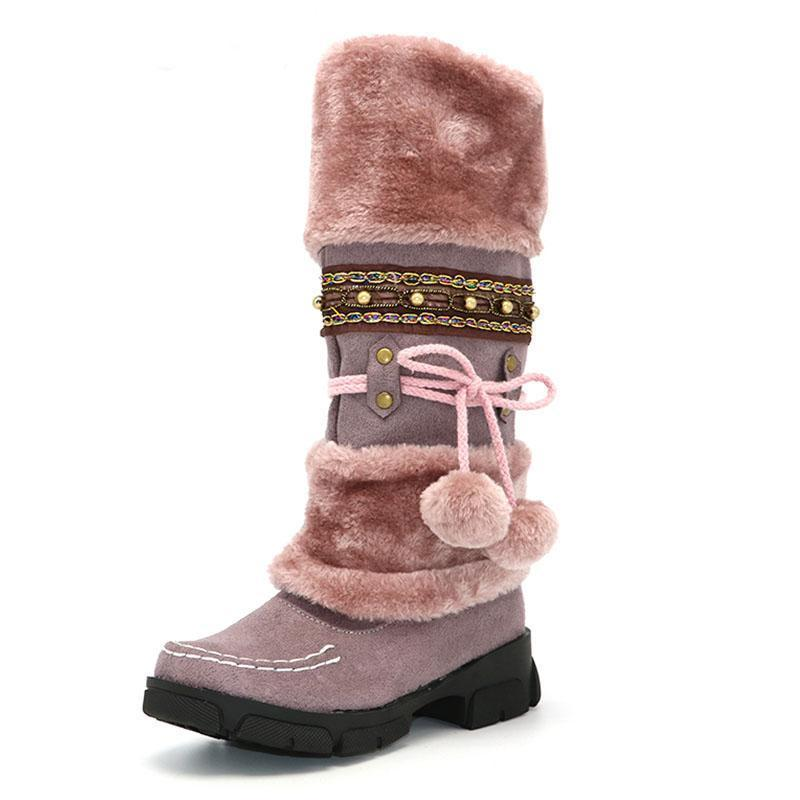 Sexy winter boots