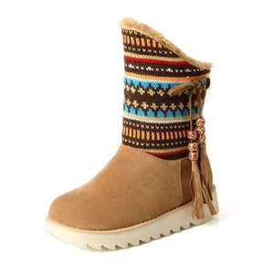 Native American Boots - Native American Winter Boots