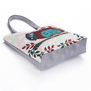 Printed Bags - Printed Canvas Tote Bag