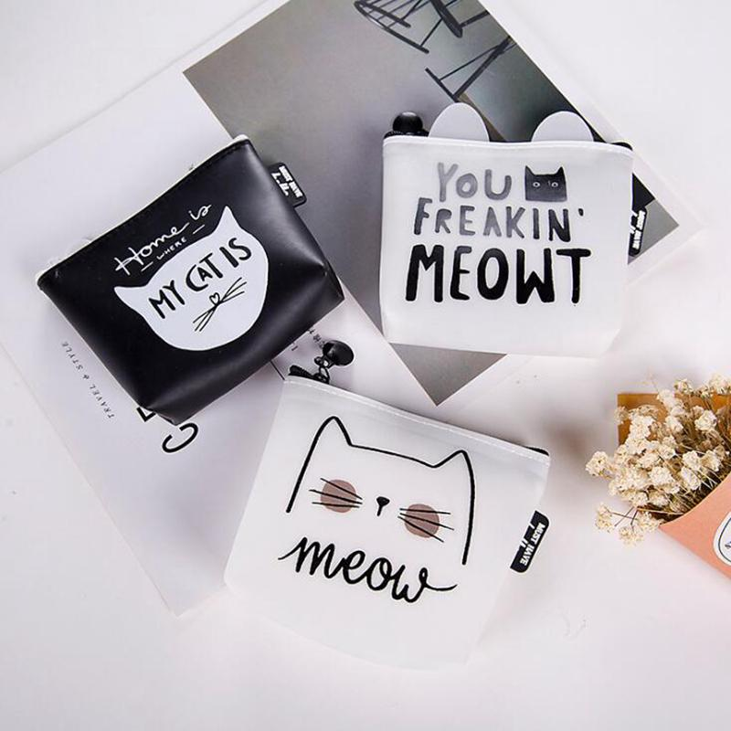Purrfect Cat Addict Coin Purse-Boots N Bags Heaven