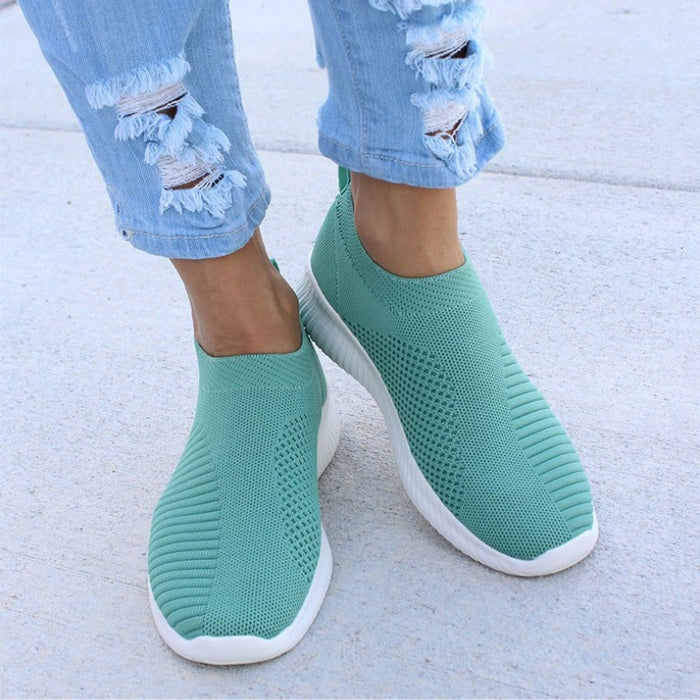 Casual and Comfortable Slip On Sneakers-Boots N Bags Heaven
