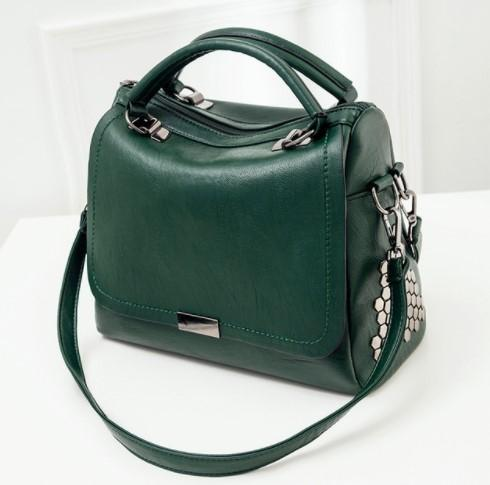 Casual Soft Leather Shoulder Bag-Boots N Bags Heaven