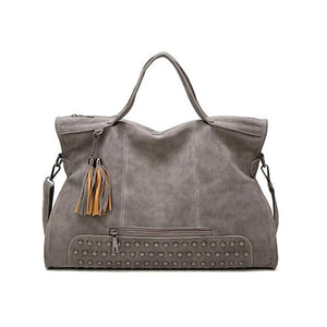 Shoulder Bags - High Capacity Stylish Handbag