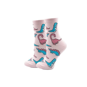 Socks Cute And Funny Cartoon Women's Socks - Cute And Funny Cartoon Women's Socks