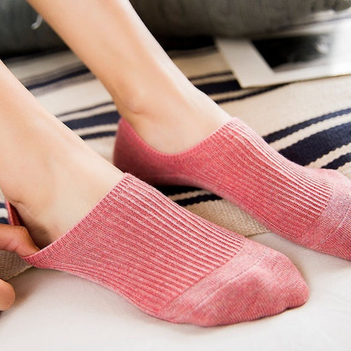 Comfortable and Colorful Ankle Socks-Boots N Bags Heaven