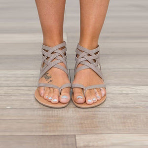 Summer Sandals - Summer Rome Style Sandals