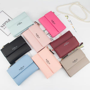 Wallet - Casual Short Leather Wallet V2