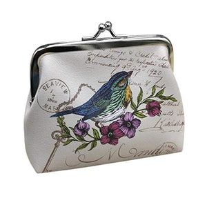 Wallets Vintage Sparrow Coin Purse - Vintage Sparrow Coin Purse