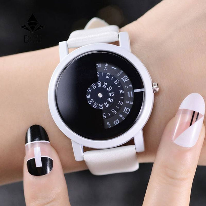 Creative Fashion Wrist Watch-Boots N Bags Heaven