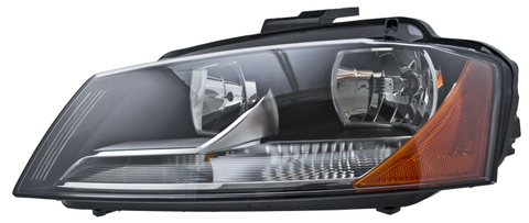 2009 2010 2011 2012 2013 Audi A3 new and used left driver side headlight assembly from OEM Automotive Lighting.com