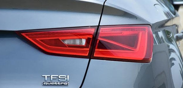 Saloon LED Rear Inner Tail Light Lamp Right Driver Off Side O//S OEM Audi A3 16