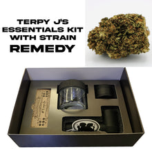 Hemp Flower Kit - Strain Remedy